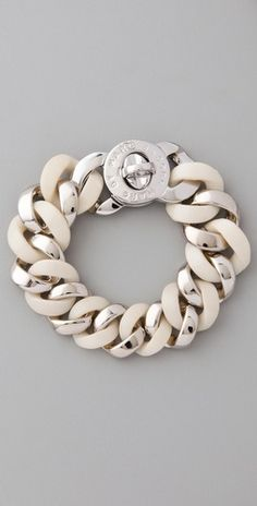 Marc by Marc Jacobs.Turnlock Katie Bracelet $98