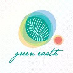 Green Earth  #logo #logo design