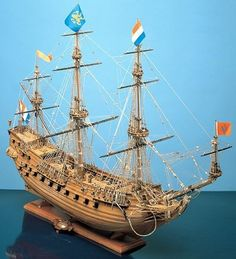Corel Prins Willem 1:100 Scale Warship Wood Model Ship Kit - available from Hobbies, the UK's favourite online hobby store! www.alwayshobbies.com