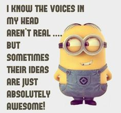(4) Minion Quotes - Minion Quotes added 3 new photos.