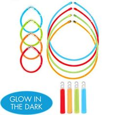 Maybe we can give out glow sticks or glow bracelets before the dance?