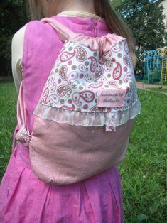 Рюкзак из ткани своими руками выкройка
