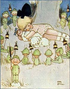 Mabel Lucie Attwell Illustrations - Yahoo Image Search Results