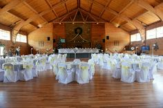 Reception Site - The Historic Pinecrest Event Center in Palmer Lake, CO,