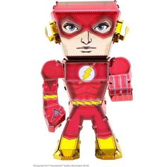 DC Justice League The Flash Metal Earth Legends Model Kit Metal Earth Models, Metal Models, Caricatures, The Flash, Horse Race Game, Metal Puzzles, 3d Puzzles, Metal Model Kits, Steel Sheet