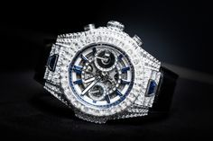 "Hublot Big Bang Unico ""10 years"" Haute Joaillerie"