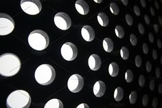 Circles of Light. Abstract Photos