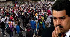 """¡MADURO EN SALSA! Ofreciendo caramelitos de cianuro: cesen las protestas a cambio de """"elecciones regionales"""""""