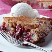 Cranberry & Apple Cake