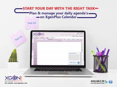 Daily Agenda, Daily Task, Business Emails, Fix You, Fails, Calendar, Management, Thoughts, How To Plan