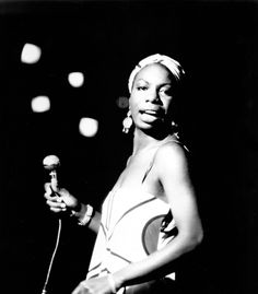 Nina Simone – Live at Montreaux, 1976.