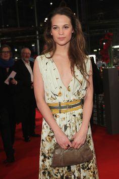 Alicia Vikander Photo - Closing Ceremony Red Carpet Arrivals - 62nd Berlinale International Film Festival