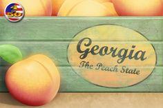 Georgia State - Geocaching.com Souvenir