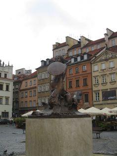 La sirena de Varsovia Varsovia 226902