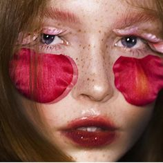 3FallingAngeles — berlin1991: Makeup by Kelseyanna Fitzpatrick