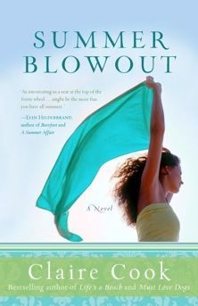 """Charming, engagingly quirky and full of fun, Claire Cook just gets it. Summer Blowout is irresistible!""  -Meg Cabot"