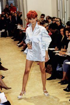 Prada Spring 1992 Ready-to-Wear Fashion Show - Linda Evangelista