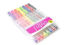 mmm... gel pens