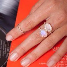 Sunday morning necessities #lunaskyejewelry Single Band Moonstone ring  Www.lskyejewelry.com
