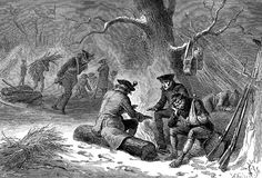 Valley Forge: American Troops at Valley Forge Continental Army, Valley Forge, Park Pictures, History Images, American Revolutionary War, The Weather Channel, God Bless America, Troops, American History
