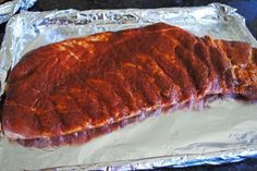 This dry rub baths pork ribs in smoky goodness long before they hit the grill or the oven. It's grilling season, right? Rub Recipes, Grilling Recipes, Pork Recipes, Cooking Recipes, Rub For Pork Ribs, Slow Cooker Ribs, Grilled Food, Dry Rubs