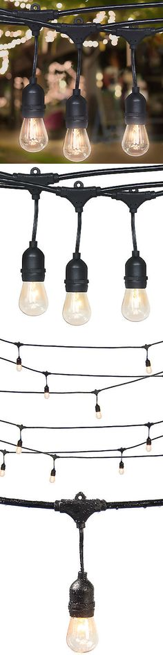 Feit Electric Led String Lights New Outdoor String Lights 183394 Feit Electric 72041 30 10Socket 15 Design Ideas