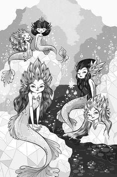 Hattie the Magical Vet - Books 1, 2 and 3 on Behance - by Lorena Alvarez Gomez