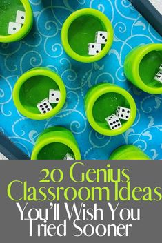 20 Teacher Hacks You Wish You Would Have Thought Of - Chaylor & Mads - - These teacher hacks are brilliant ideas for your classroom that will make your life so much easier this year. Number nine will change your life! Classroom Hacks, Classroom Organisation, Teacher Organization, Preschool Classroom, Classroom Activities, Classroom Decor, Year 3 Classroom Ideas, Kindergarten Classroom Management, Classroom Teacher