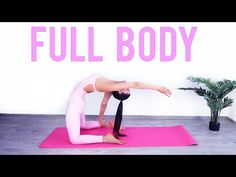 FLEXIBILITATE/ANTRENAMENT FULL BODY/ EXERCITII DE STRETCHING [HD] - YouTube Full Body, Sports, Youtube, Instagram, Hs Sports, Sport, Youtubers, Youtube Movies, Total Body Workouts