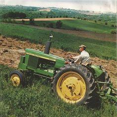 Best Compact Tractor 2020 17 Best JD 2020 images | Antique tractors, John deere equipment