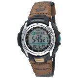 Casio Men's PAS400B-5V Pathfinder Forester Fishing Moon Phase Watch (Watch)By Casio