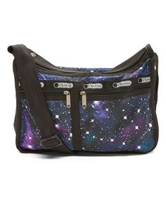 This Outer Limits Deluxe Everyday Shoulder Bag by LeSportsac is perfect! #zulilyfinds