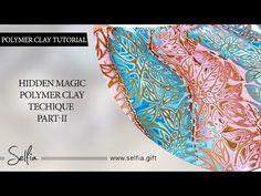 Polymer Clay Tutorial: Tricky Hidden Magic. Polymer Clay Technique - Part II. Tutorial by Ludmila Bakulina.