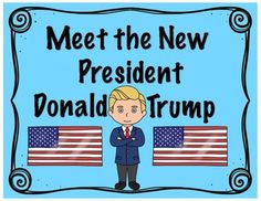 This is a kid-friendly introduction on President-Elect, Donald Trump. This unit contains 2 differentiated readers. The first one contains more in depth text with lengthier sentences. This reader would be ideal for 3rd-4th graders. The second reader in this unit contains more concise sentences and less in depth text.