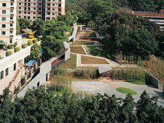 urbanus: cui zhu garden in shenzhen, china
