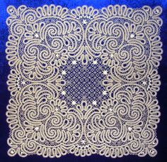 Online shopping from a great selection at Arts, Crafts & Sewing Store. Filet Crochet, Irish Crochet, Crochet Doilies, Crochet Lace, Lace Patterns, Crochet Patterns, Fabric Stiffener, Bruges Lace, Romanian Lace