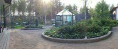 Marin puutarhassa