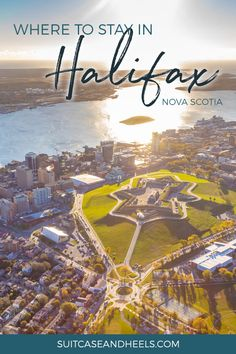 "To answer the question, ""Where to stay in Halifax, NS?"", I've hand-picked 6 hostels and hotels near downtown Halifax that all have unique character I love. Montreal, Travel Guides, Travel Tips, Travel Advice, Vancouver, Toronto, Canada Destinations, Amazing Destinations, Mexico Travel"