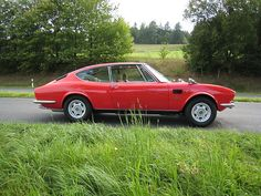 Fiat Dino 2400 Coupe (1967)