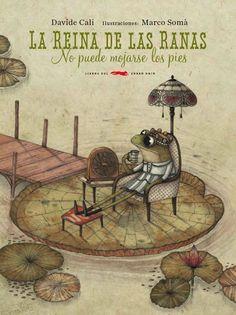 darabuc-La reina de las ranas