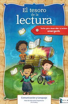 aLeXduv3: El tesoro de la lectura (textos para desarrollar la lectura emergente)