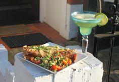 The Café Sucré Farine: Super Delicious Chicken Enchiladas