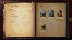 book game interface - Поиск в Google