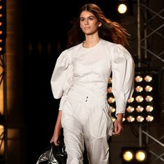 #PFW || #IsabelMarant #SS18 #KaiaGerber| #FashionWeek #Spring2018 #Paris | #MCsfilate  via MARIE CLAIRE ITALIA MAGAZINE OFFICIAL INSTAGRAM - Celebrity  Fashion  Haute Couture  Advertising  Culture  Beauty  Editorial Photography  Magazine Covers  Supermodels  Runway Models