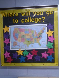 Diary of a Secondary School Counselor: Bulletin Boards