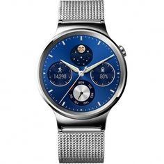 (1) Huawei Smart Watch Mesh Band- Silver - EMILY TOWN LLC
