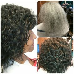 From Gray To Black Diva Curls By Full Sewin Using Human Hair Splendor Beauty Supply Stylist
