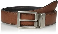 Dockers Mens 1 38 Inch Reversible Belt with Stitch TanBlack 38 * Continue to the product at the image link.