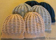 neulottu miesten pipo - Google-haku Haku, Knitted Hats, Winter Hats, Beanie, Knitting, Google, Crafts, Fashion, Moda