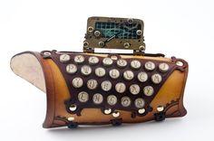 Typewriter Key Armguard